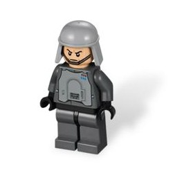 LEGO STARWARS Minifiguras - Imperial Officer