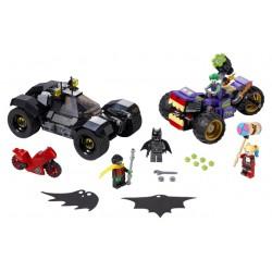 LEGO Super Heroes - Perseguição do Triciclo do Joker (440pcs) 2020