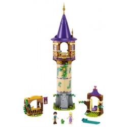 LEGO Disney Princess - A Torre de Rapunzel 2020 (369 pçs)