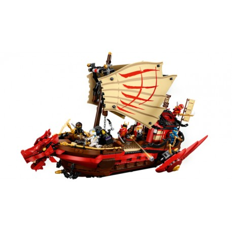 LEGO Ninjago - Navio Pirata do Destino 2020 (1781 pçs)