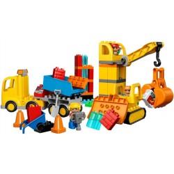 LEGO DUPLO - Grande Local de Construção (67 pcs.) 2017
