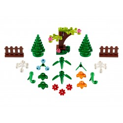 LEGO Exclusivo Xtra City - Botanical Accessories (32pcs) 2019