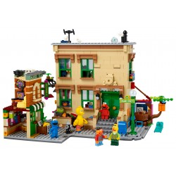 LEGO Exclusivo Creator - 123 Sesame Street (1367pcs) 2020