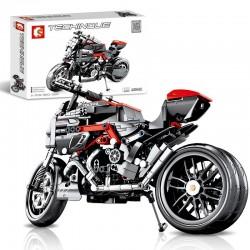 Motociclo 702pcs