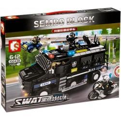 SWAT - Truck (705pcs)