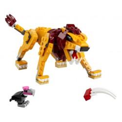 LEGO Creator - Leão Selvagem (224pcs.) 2021
