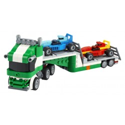LEGO Creator - Transportador de Carros de Corrida (328pcs.) 2021