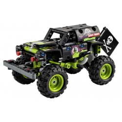 LEGO Technic - Monster Jam®  Grave Digger® (212pcs.) 2021