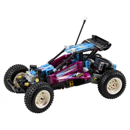 LEGO Technic - Buggy Todo-o-Terreno (374pcs.) 2021