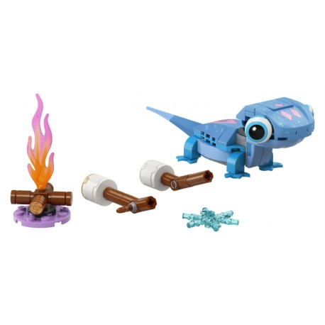 LEGO Disney Princess - Bruni a Salamandra (96pcs,) 2021