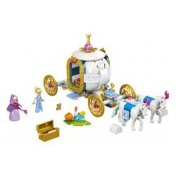 LEGO Disney Princess - A Carruagem Real da Cinderela (237pcs.) 2021