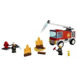LEGO City Fire - Camião dos Bombeiros c/Escada (88pcs.) 2021