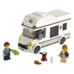 LEGO City Great Vehicles - Autocaravana de Férias (190pcs.) 2021