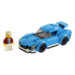 LEGO City Great Vehicles - Carro Desportivo (89pcs.) 2021