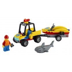LEGO City Great Vehicles - Resgate na Praia (79pcs.) 2021