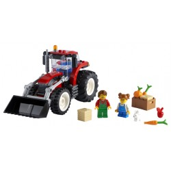LEGO City Great Vehicles - Trator (148pcs.) 2021