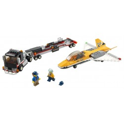 LEGO City Great Vehicles - Avião de Acrobacias Aéreas (281pcs.) 2021
