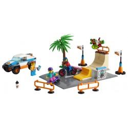 LEGO City - Parque de Skate (195pcs.) 2021