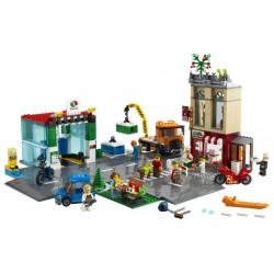 LEGO City - Centro da Cidade (790pcs) 2021