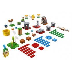 LEGO Super Mário - Set Construtor a Tua Aventura (366pcs) 2021
