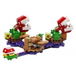LEGO Super Mário - Set de Expansão Desafio das Plantas Piranha (267pcs) 2021