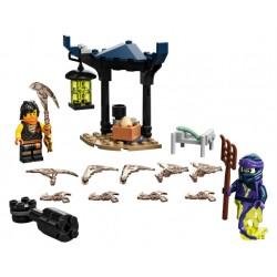 LEGO Ninjago - Combate Épico Cole vs Guerreiro Fantasma (51pcs) 2021