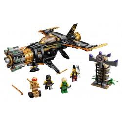 LEGO Ninjago - Destruidor de Rocha (449pcs) 2021