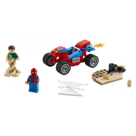 LEGO Super Heroes - Spider-Man / Sandman Showdown (45pcs) 2021