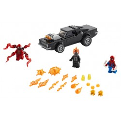 LEGO Super Heroes - Spider-Man/Ghost Rider vs. Carnage (212pcs) 2021