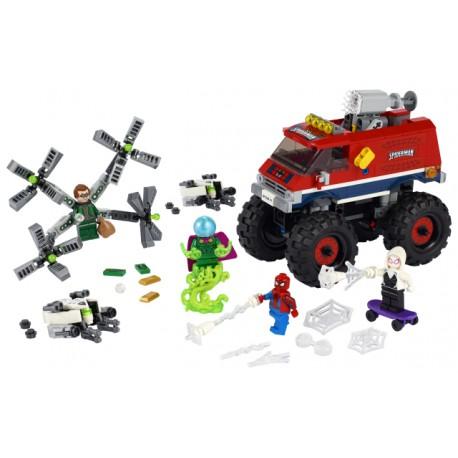 LEGO Super Heroes - Spider-Man's Monster Truck vs. Mysterio (439pcs) 2021