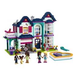 LEGO Friends - Casa da Família da Andrea (802 pçs) 2021