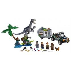 LEGO Jurassic World - Confronto de Baryonyx: A Caça ao Tesouro (434pcs) 2019