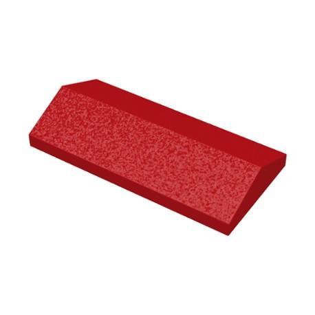LEGO Peça - Roof tile 2x4 33º Double (Red) 1971