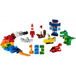 LEGO Classic - Caixa com peças LEGO p/criar (303 pcs.) 2017