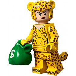 "LEGO MINIFIGURE - Super Heroes ""Cheetah"" 2020"