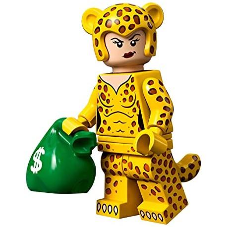 "LEGO MINIFIGURE - Super Heroes ""Cheetah"" 2020"