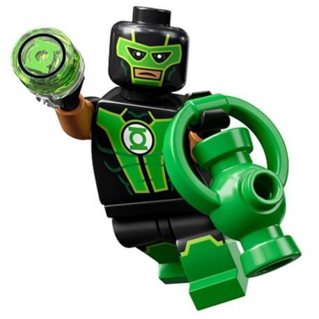 "LEGO MINIFIGURE - Super Heroes - ""Green Lantern, Simon Baz"" 2020"