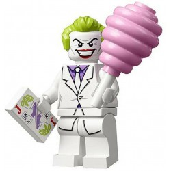 "LEGO MINIFIGURE - Super Heroes - ""Joker, White Suit"" 2020"