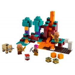 LEGO Minecraft - A Floresta Deformada (287 pcs) 2021