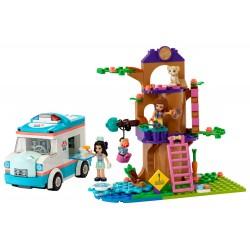 LEGO Friends - Ambulância da Clínica Veterinária (304pcs) 2021