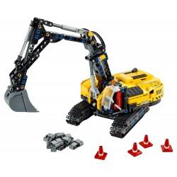 LEGO Technic - Escavadora para Trabalhos Pesados (569pcs) 2021