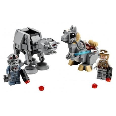 LEGO Star Wars - AT-AT ™ contra Microfighters Tauntaun ™(205pcs) 2021