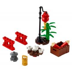 LEGO Exclusivo Xtra City - Chinatown (35pcs) 2021