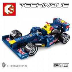 F1 Blue c/Back/Pull (331pcs)