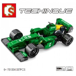 F1 Green c/Back/Pull (337pcs)