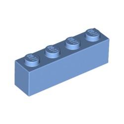 LEGO Peça - Brick 1x4 (Medium Blue) 2002