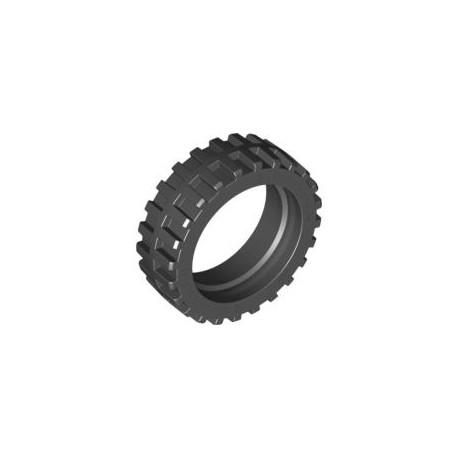 LEGO Peça - Tyre high narrow 43/14mm (Black) 2009