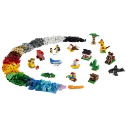 LEGO Classic - À Volta do Mundo (950pcs) 2021