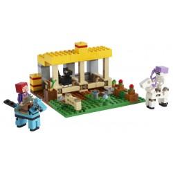 LEGO Minecraft - Cavalariça (241pcs) 2021