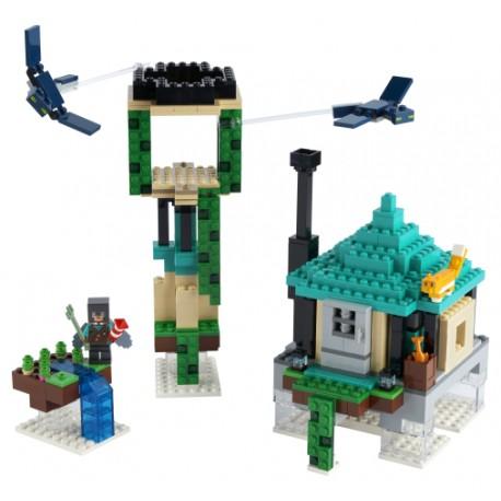 LEGO Minecraft - A Torre Aérea (565 pcs) 2021